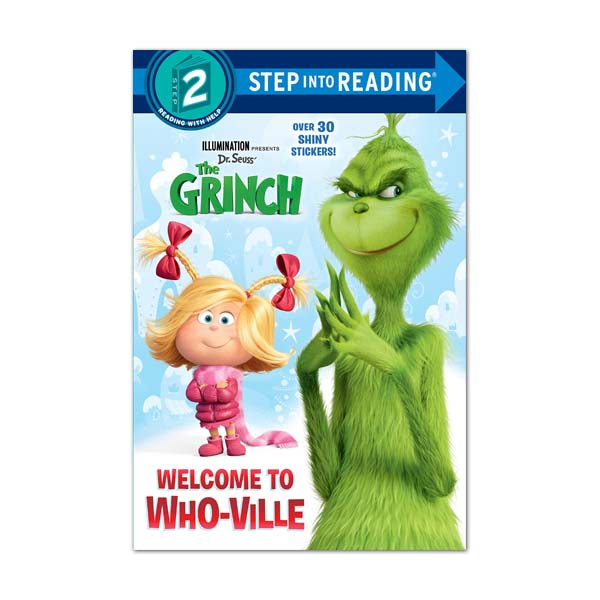 Step into Reading 2 : Illumination's The Grinch : Welcome to Who-ville (Paperback)