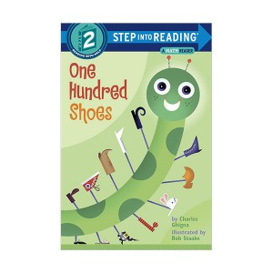 Step Into Reading 2 : One Hundred Shoes (Paperback)