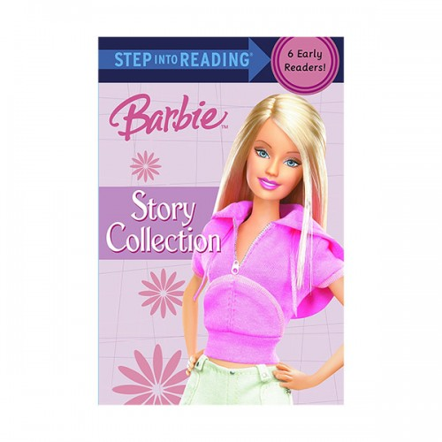 Step into Reading : Barbie : Story Collection (Paperback)