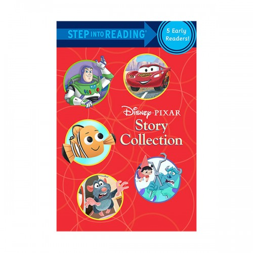 Step into Reading : Disney/Pixar Story Collection (Paperback)