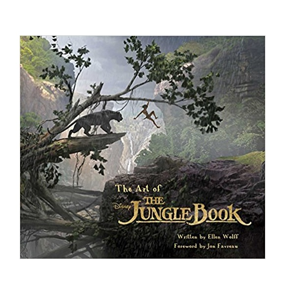 The Art of the Jungle Book (Hardcover)