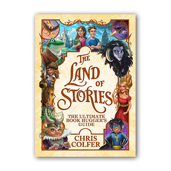 The Land of Stories : The Ultimate Book Hugger's Guide (Paperback)