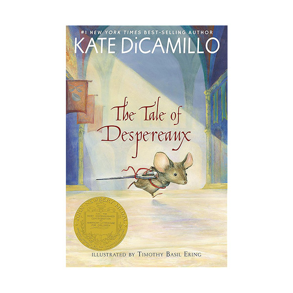 ☆윈터세일☆[2004 뉴베리] RL 4.7 : The Tale of Despereaux (Paperback, Newbery)