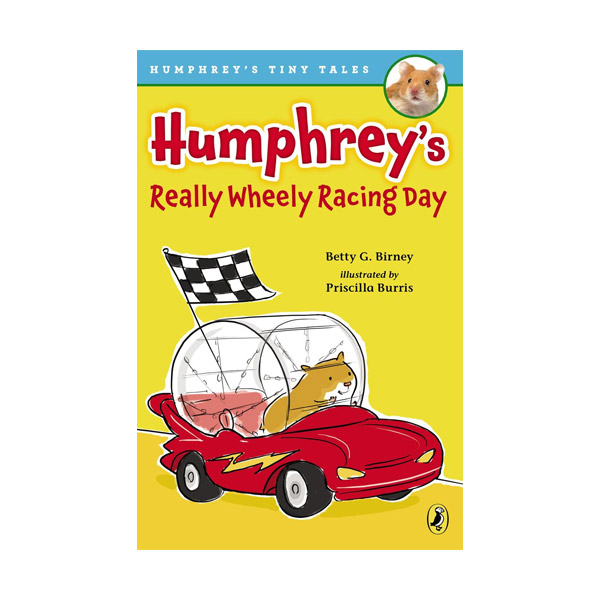 Humphrey's Tiny Tales #01: Humphrey's Really Wheely Racing Day (Paperback)