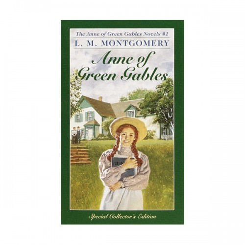 RL 7.3 : Anne of Green Gables Novels #1 : Anne of Green Gables (Mass Market Paperback)