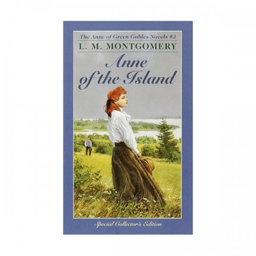 RL 6.3 : Anne of Green Gables Novels #3 : Anne of the Island (Mass Market Paperback)