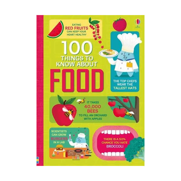 100 Things to Know About Food (Hardcover, 영국판)