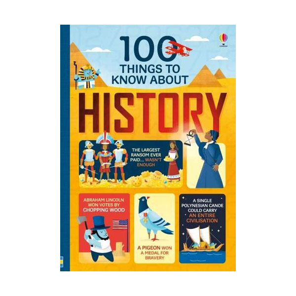 100 Things to Know About History (Hardcover, 영국판)