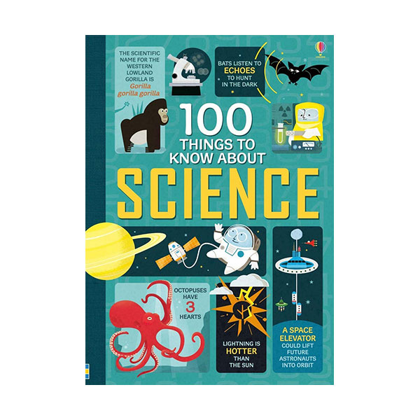 100 Things to Know About Science (Hardcover, 영국판)
