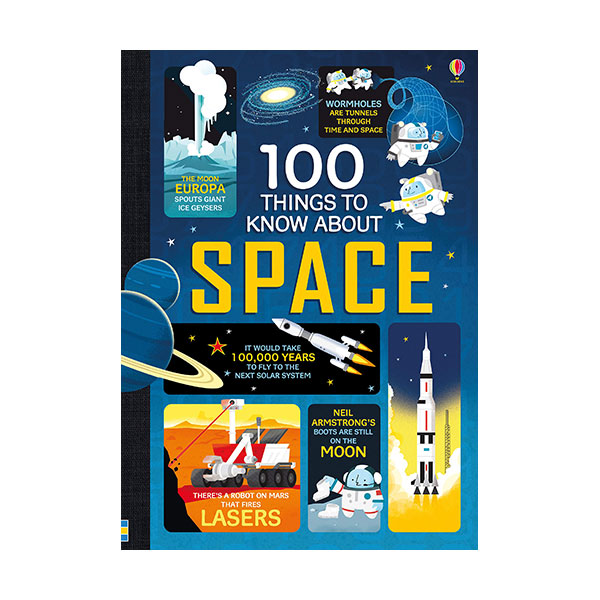 100 Things to Know About Space (Hardcover, 영국판)