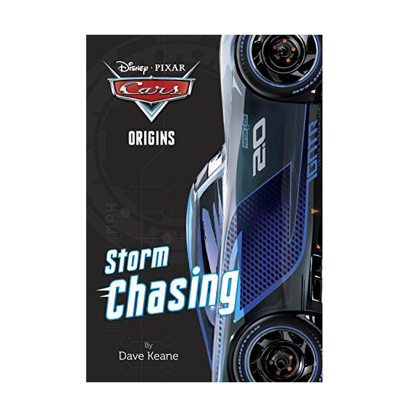 A Stepping Stone Book : Disney/Pixar Cars : Cars Origins: Storm Chasing (Paperback)