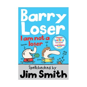 Barry Loser : I am Not a Loser (Paperback, 영국판)