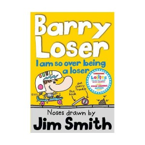 Barry Loser : I am So Over Being a Loser (Paperback, 영국판)