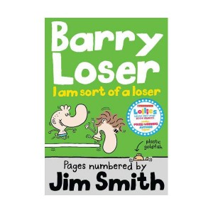 Barry Loser : I am Sort of a Loser (Paperback, 영국판)
