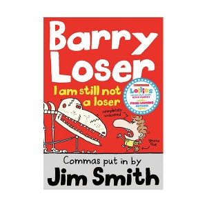 Barry Loser : I am Still Not a Loser (Paperback, 영국판)