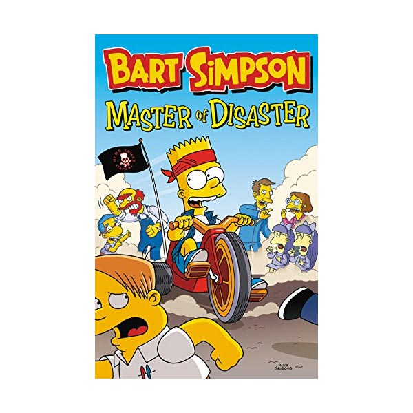 Bart Simpson : Master of Disaster (Paperback)