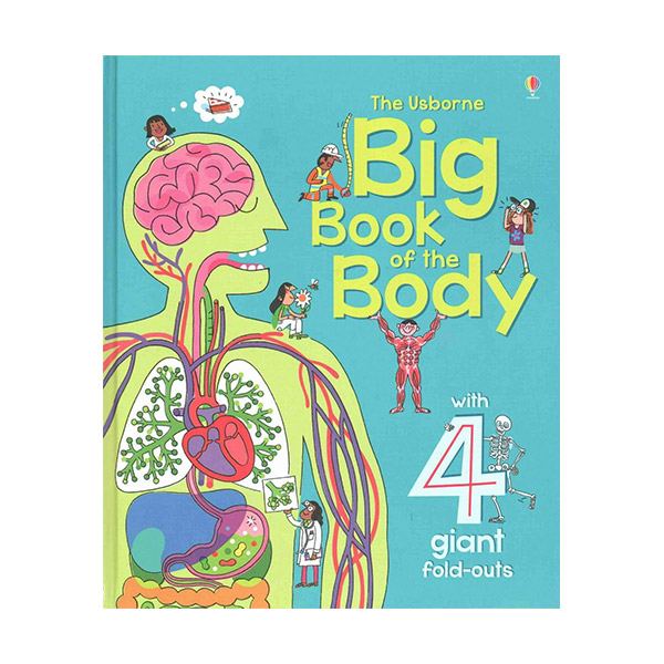 Big Book of the Body (Paperback,영국판)