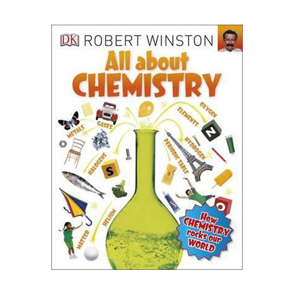 Big Questions : All About Chemistry (Paperback, 영국판)