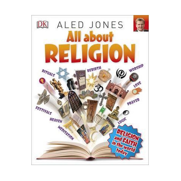 Big Questions : All About Religion (Paperback, 영국판)