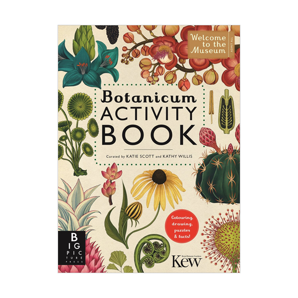 Botanicum Activity Book (Paperback, 영국판)