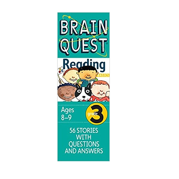 Brain Quest Reading : Grade 3 Ages 8-9 (Cards, Revised 2nd Edition)