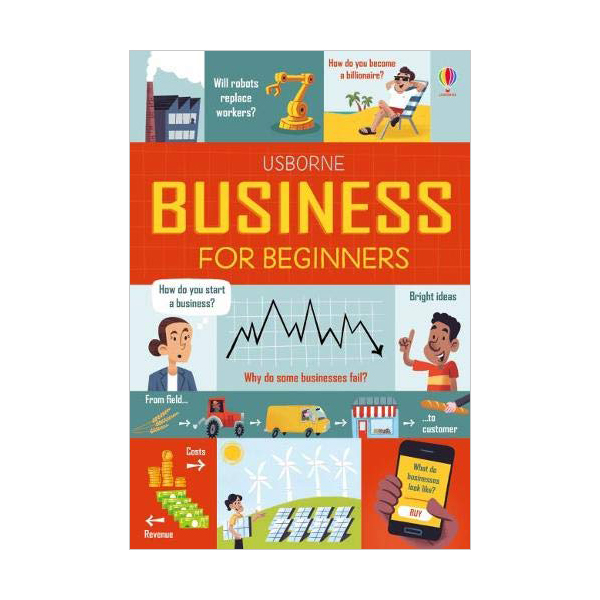 Business for Beginners (Hardcover, 영국판)