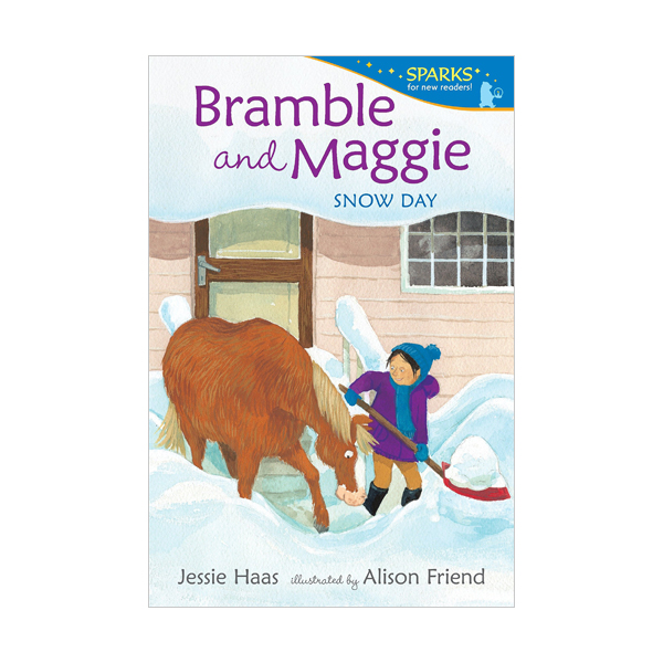 Candlewick Sparks : Bramble and Maggie : Snow Day (Paperback)