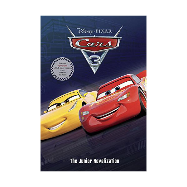Cars 3 : Junior Novelization (Paperback)