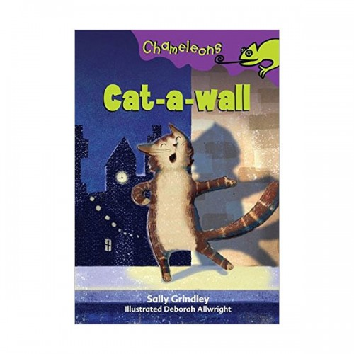 Chameleons : Cat-a-wall (Paperback, 영국판)
