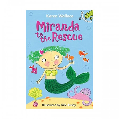 Chameleons : Miranda to the Rescue (Paperback, 영국판)