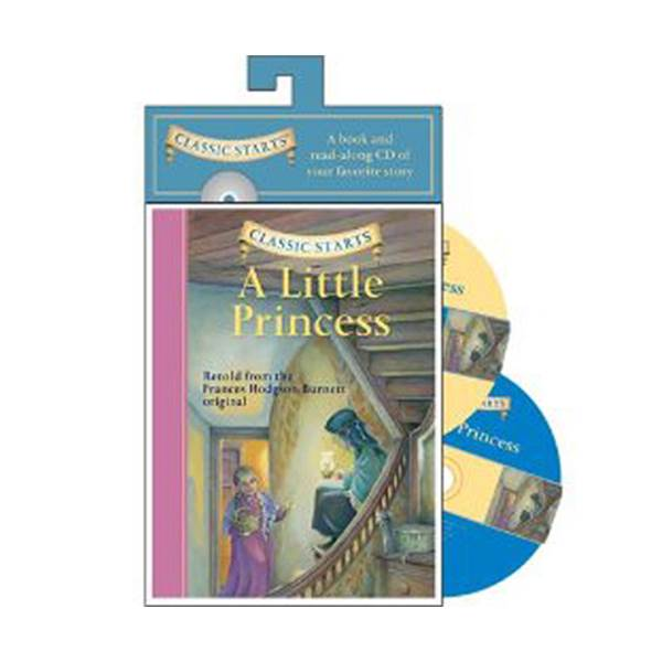 Classic Starts Audio: A Little Princess (Paperback+CD)