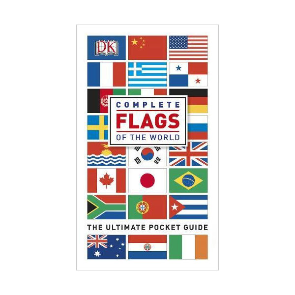 Complete Flags of the World (Paperback, 영국판)
