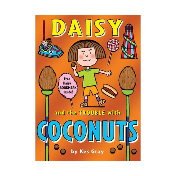 Daisy : Daisy and the Trouble with Coconuts (Paperback)