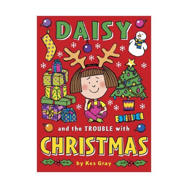 Daisy and the Trouble with Christmas (Paperback)