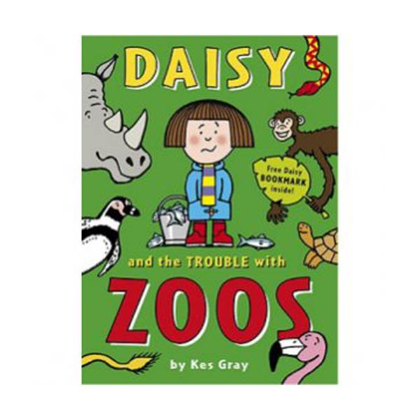 Daisy and the Trouble with Zoos (Paperback)