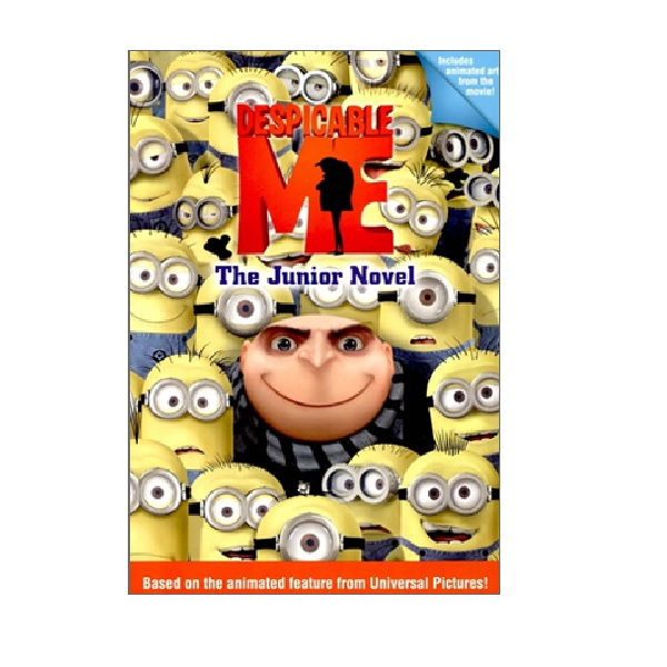 Despicable Me: The Junior Novel (Paperback)