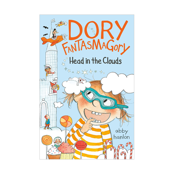 Dory Fantasmagory #04 : Head in the Clouds (Paperback)