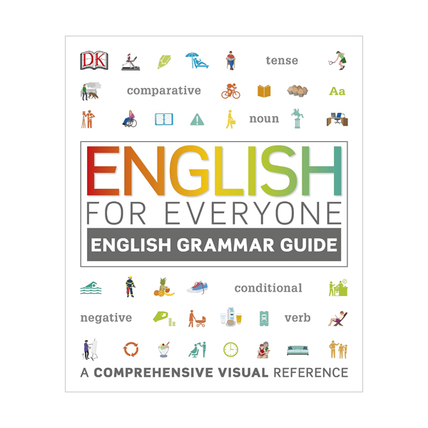 English for Everyone English Grammar Guide (Paperback, 영국판)