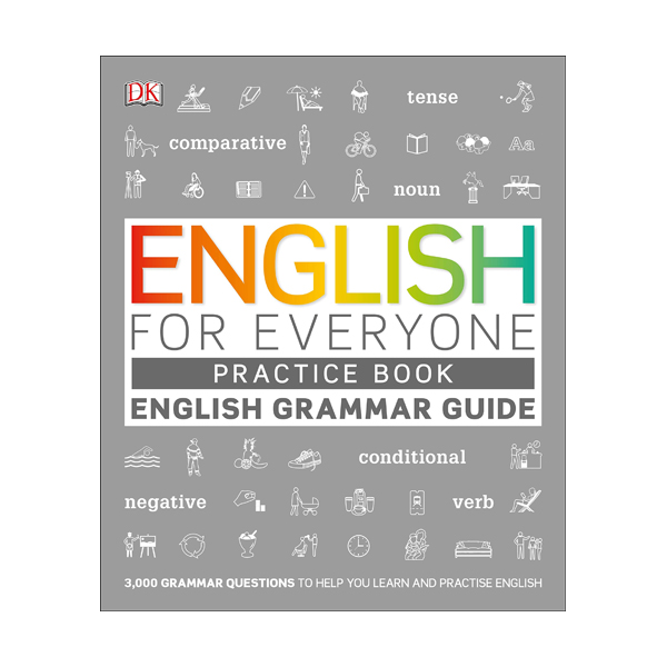 English for Everyone English Grammar Guide Practice Book (Paperback, 영국판)