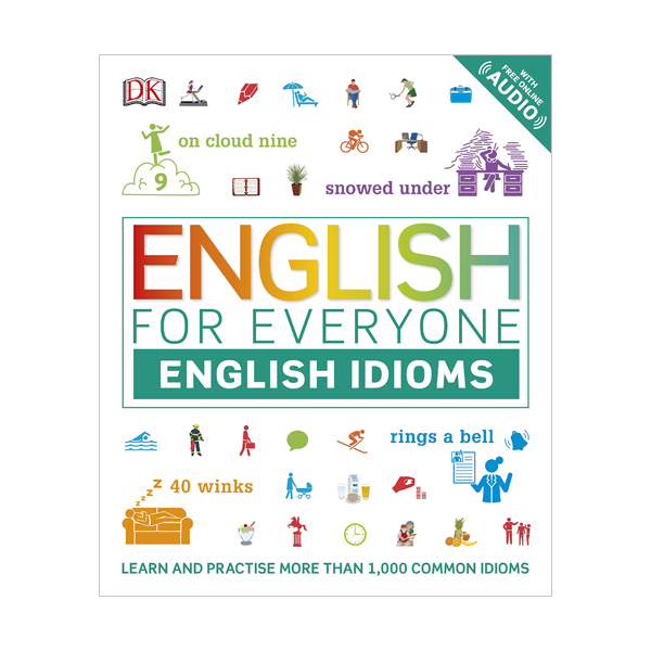 English for Everyone : English Idioms (Paperback, 영국판)