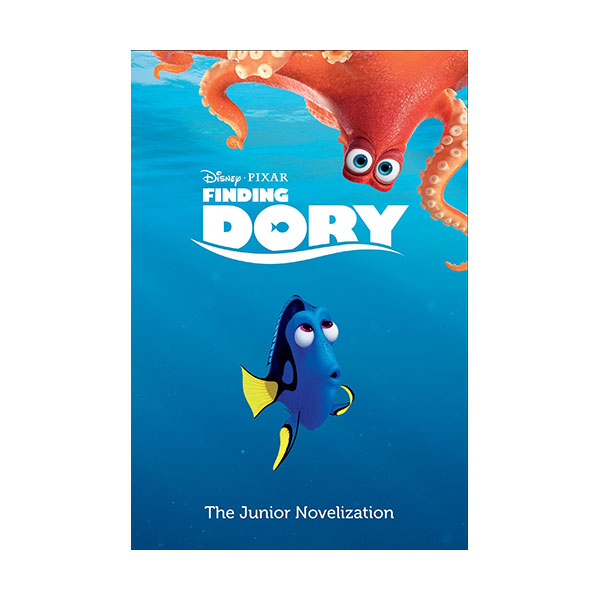 Finding Dory : The Junior Novel (Paperback)