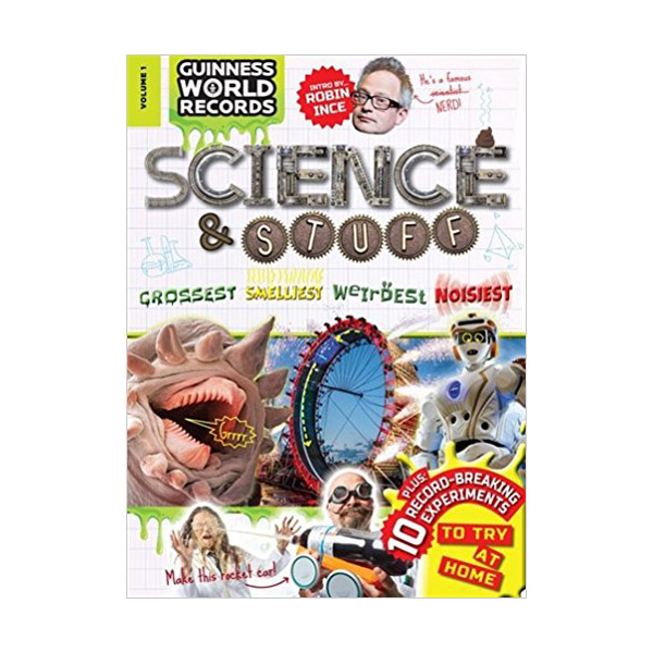 Guinness World Records : Science & Stuff (Paperback,영국판)