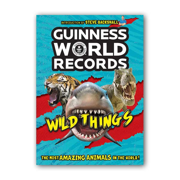 Guinness World Records : Wild Things 2019 (Paperback, 영국판)