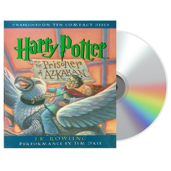 Harry Potter #3 : Harry Potter and the Prisoner of Azkaban (Audio CD)