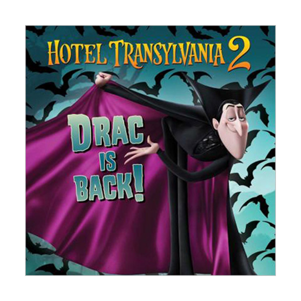 Hotel Transylvania 2 : Drac Is Back! (Paperback)