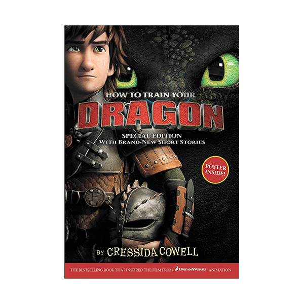 How to Train Your Dragon Special Edition : With Brand New Short Stories! (Paperback)