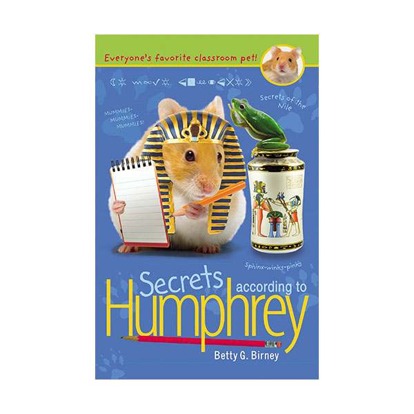 Humphrey Series #10 : Secrets According to Humphrey (Paperback)