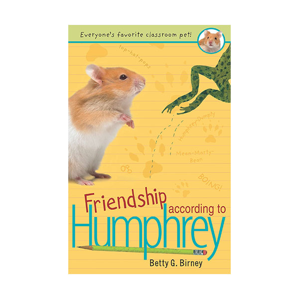 Humphrey Series #2 : Friendship According to Humphrey (Paperback)