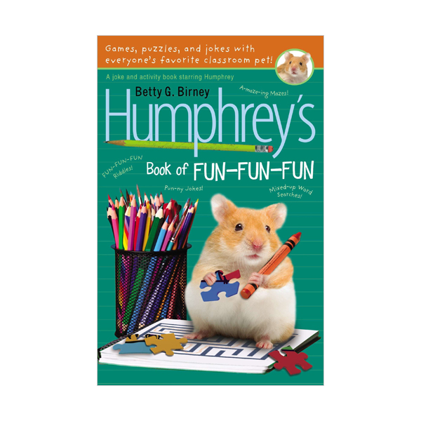 Humphrey Series : Humphrey's Book of Fun Fun Fun (Paperback)
