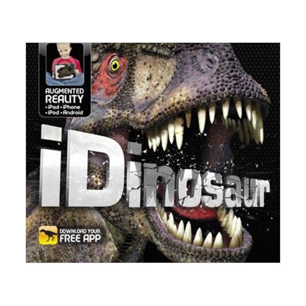 iDinosaur : An Augmented Reality Book (Hardcover, 영국판)